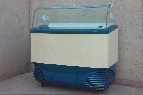 congelador gelats ISA SAOA