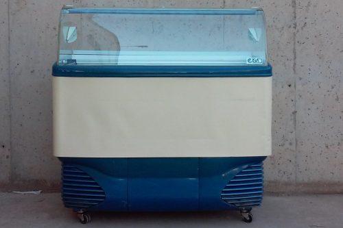 congelador gelats ISA SAMOA