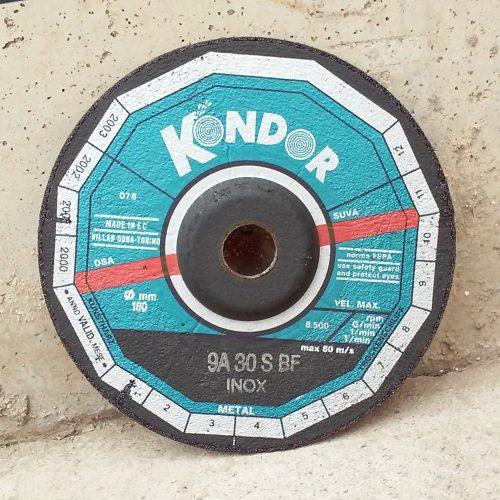 disc radial inox KONDOR