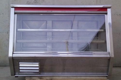 Mostrador vitrina 115x77x171cm