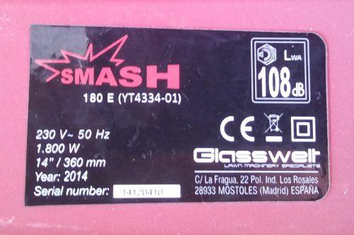 Motosserra elèctrica SMASH 180E