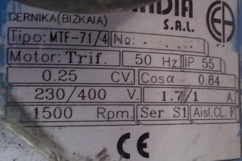 Polipast VICINAI 1000l