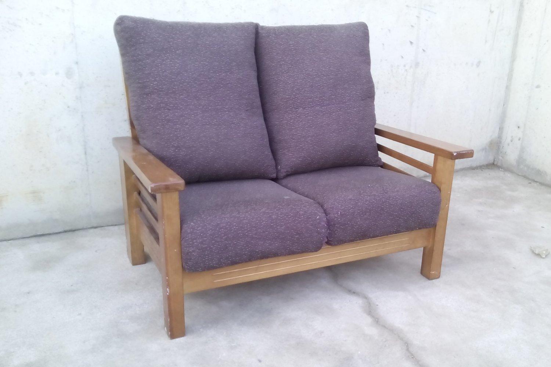 sof de 2 places. Black Bedroom Furniture Sets. Home Design Ideas