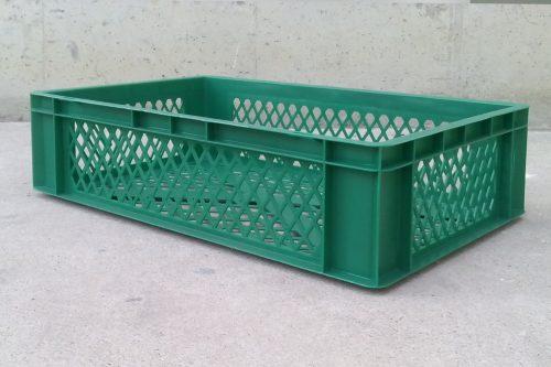 Calaixó reixa verd 60x40x17cm