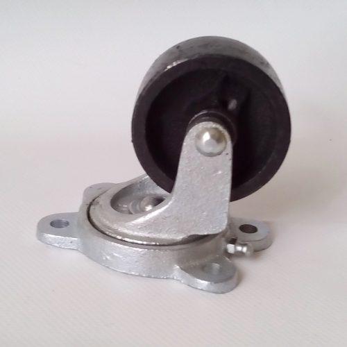 Roda boja de ferro colat de 65x30mm
