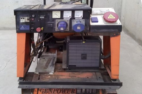 Generador GENPOWER GS4LES 25 KVA