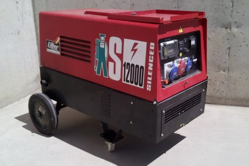 Generador PRAMAC LIFTER 12KVA