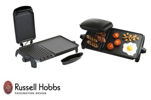 Planxa + grill Russell hobbs 10 racions