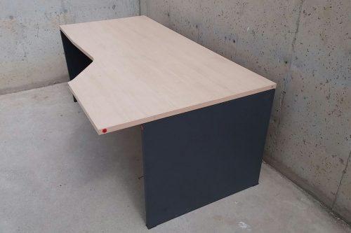 Taula d'escriptori de 180x80-101x73cm