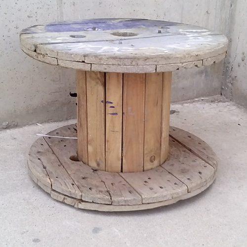 Bobina de fusta de ø60cm