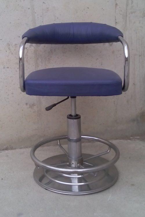 Cadira giratòria per a perruqueria a cabauoportunitats.com