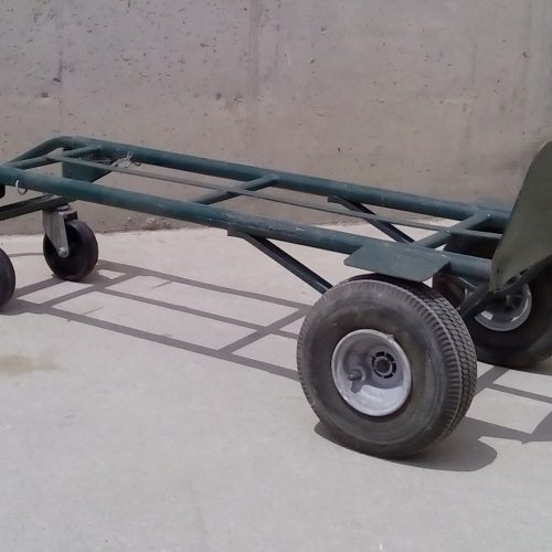 Carro magatzem 4 rodes