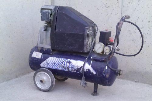 Compressor LEIGER de 20 litres de segona mà a cabauoportunitats.com