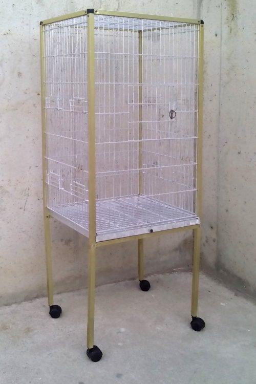 Gàbia ocells 47x59x158cm