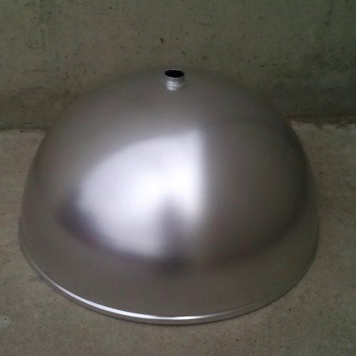 Làmpada d'alumini de 50x25cm