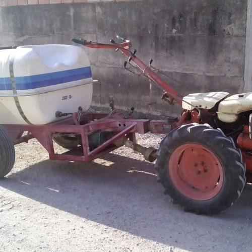 Pasquali 946 + bomba ensofatar + carreta