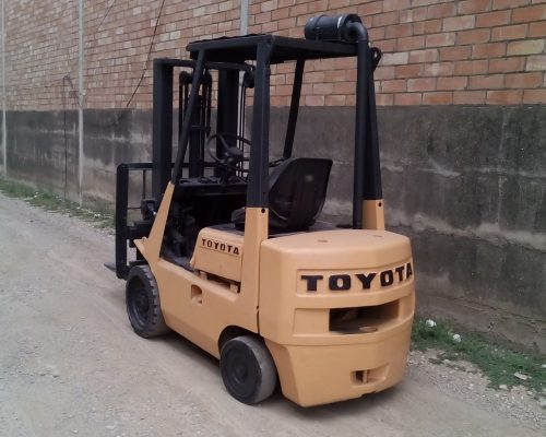 Toro TOYOTA 1500kg 310cm