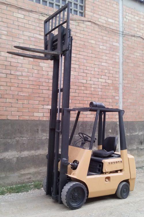 Toro TOYOTA 1500kg 310cmToro TOYOTA 1500kg 310cm