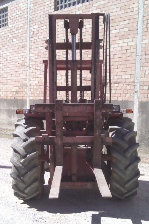 Tractor invertit BARTHE 2500kg de segona mà a cabauoportunitats.com