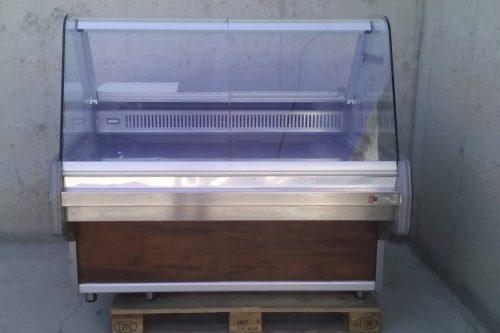 Vitrina mostrador 140x110x130cm