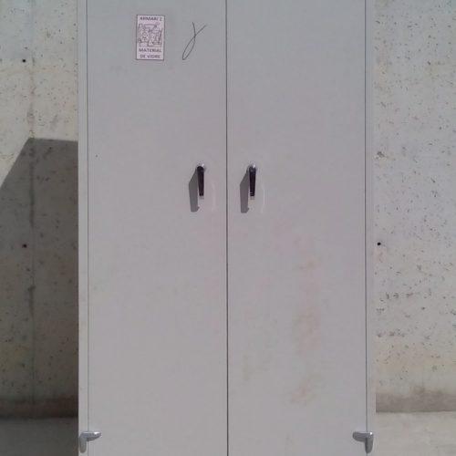Armari metàl·lic de 200cm