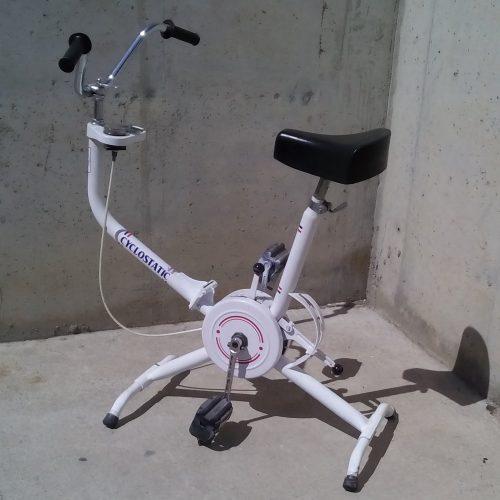 Bicicleta estàtica GAC CYCLOSTATIC