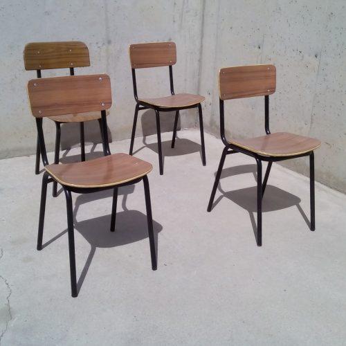 Cadira de fòrmica-