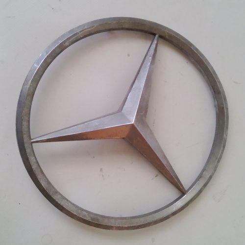 Estrella Mercedes Benz ø26cm