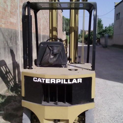 Toro caterpillar V35d de 2000kg de capacitat i de segona mà a cabauoportunitats.com
