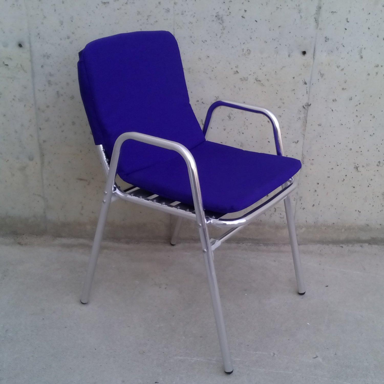 Coj n para silla de terraza cabau oportunitats for Cojin para sillas
