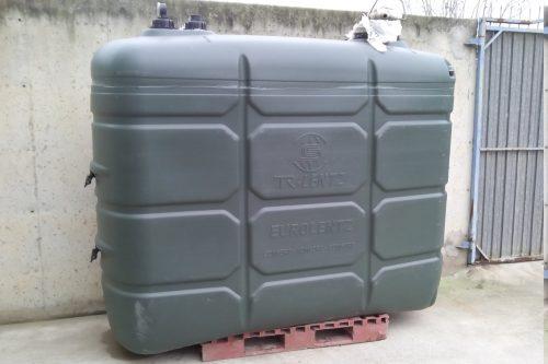 Dipòsit de gasoil homologat de doble capa i 2000 litres de capacitat a cabauoportunitas.com