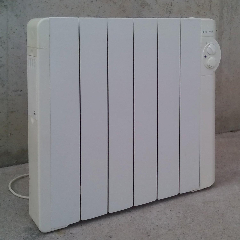 Radiador el ctrico calor azul mithos cabau oportunitats - Radiador calor azul ...