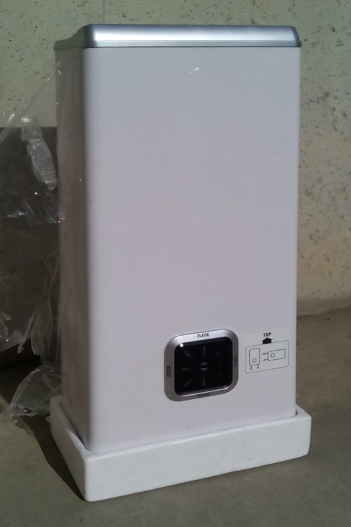 Termo elèctric FLECK DUO 80 seminou a cabauoportunitats.com