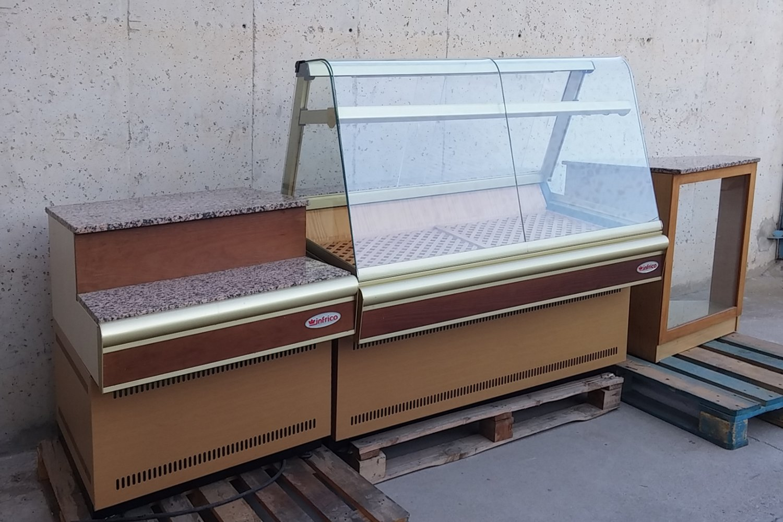 Mostrador para horno panader a cabau oportunitats for Horno hosteleria segunda mano