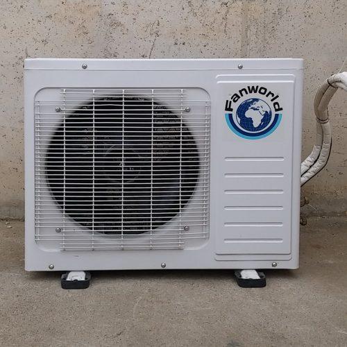 Aire condicionat amb bomba de calor FANWORLD de segona mà a cabauoportunitats.com