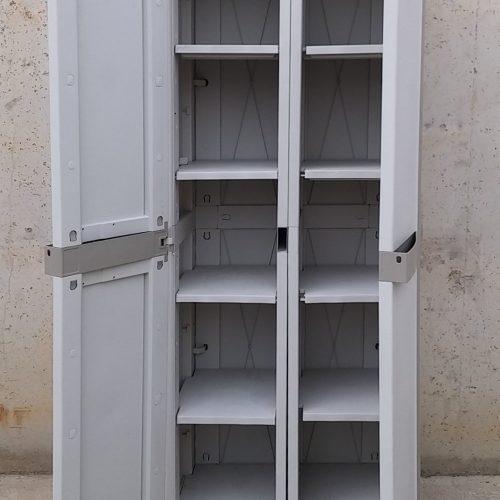 Armari de plàstic de 68x40x174cm a cabauoportunitats.com