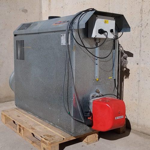 Calefactor d'aire calent agropecuari MET MANN de segona mà a cabauoportunitats.com