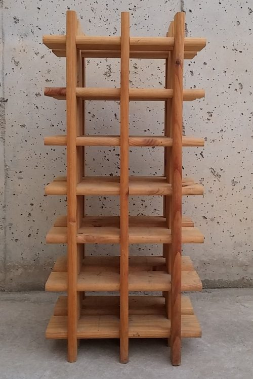 Prestatgeria ampoller de fusta a cabauoportunitats.com
