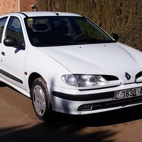Renault mégane de segona mà a cabauoportunitats.com