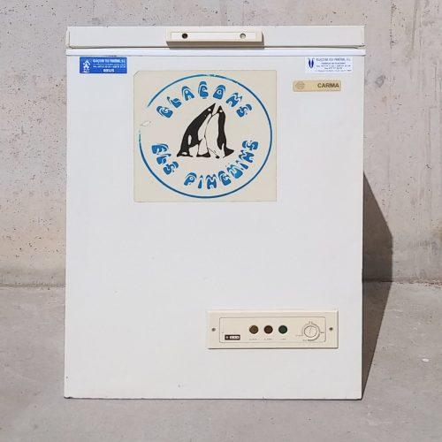 Congelador CARMA d'ocasió, 104 litres, a cabauoportunitats.com
