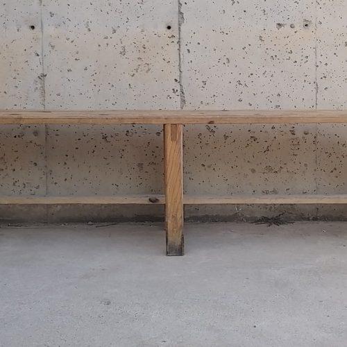Banc de fusta d'ocasió per a vestidor a cabauoportunitats.com
