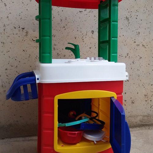 Cuineta infantil d'ocasió a cabauoportunitats.com