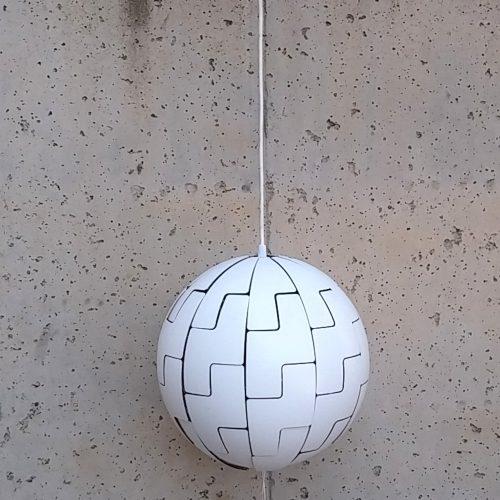 Làmpada futurista IKEA PS 2014 d'ocasió a cabauoportunitats.com