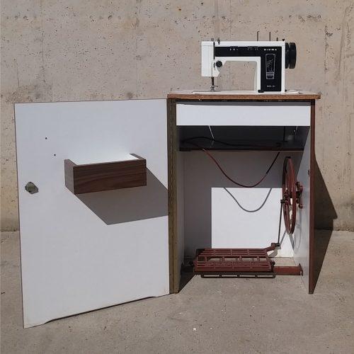 Màquina de cosir SIGMA 161 d'ocasió a cabauoportunitats.com