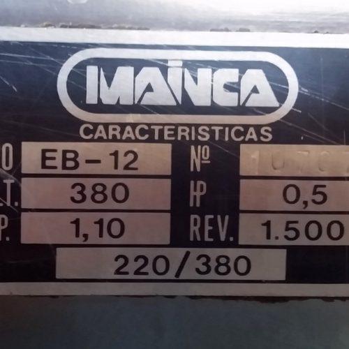 Embotidora MAINCA EB-12 d'ocasió a cabauoportunitats.com