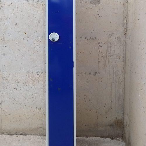 Taquilla individual 180cm d'ocasió a cabauoportunitats.com