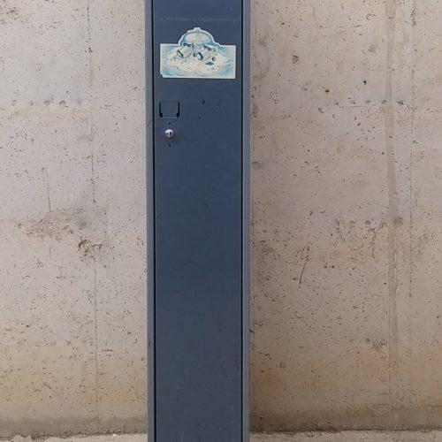 Taquilla individual 170cm d'ocasió a cabauoportunitats.com