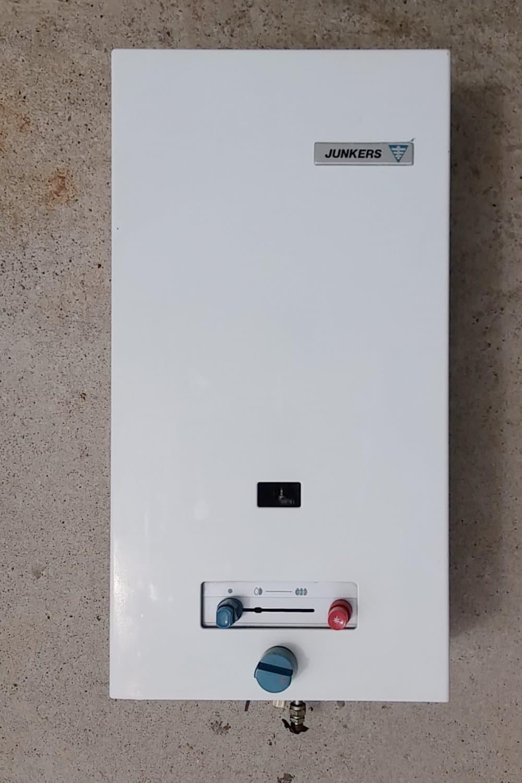 Calentador de agua junkers cabau oportunitats for Calentador de agua junkers