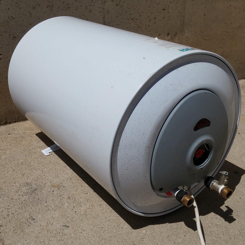Termo el ctrico isea 80 litros cabau oportunitats - Termo electrico 75 litros ...