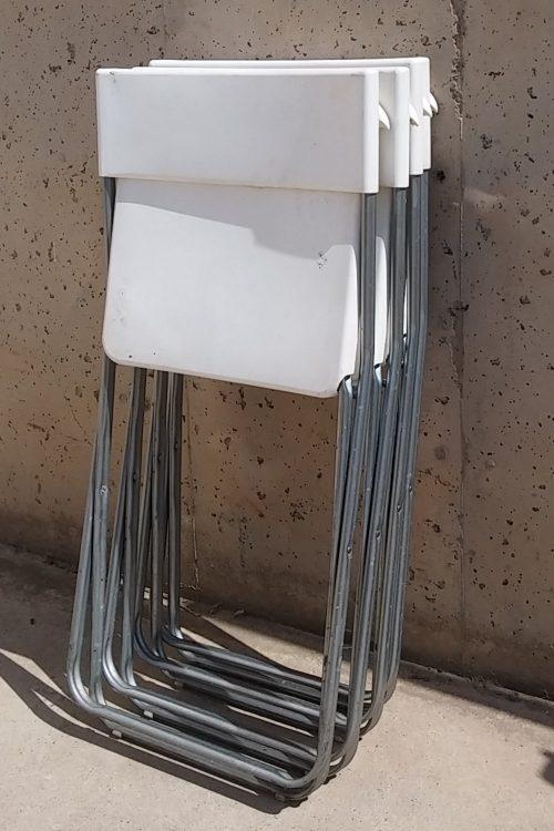 Cadira plegable IKE GUNDA d'ocasió a cabauoportunitats.com